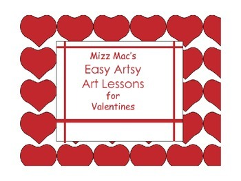Easy Valentine Art Projects