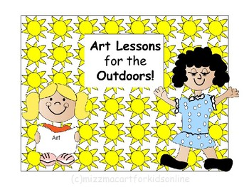 Art Lessons for the Outdoors