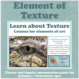 Art: Lets learn about Texture