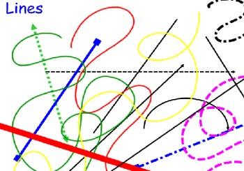 Art: Lines Lesson