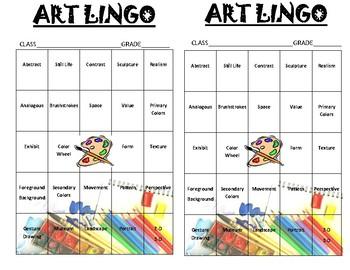 Art Lingo Behavior System