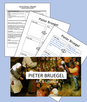 Creative Writing - Art & Literacy - Bruegel