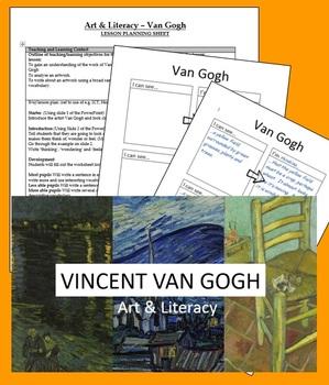 Art & Literacy - Van Gogh