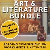 Art & Literature - ESL Readings on Graphic Novels, Kafka & Guggenheim Museum