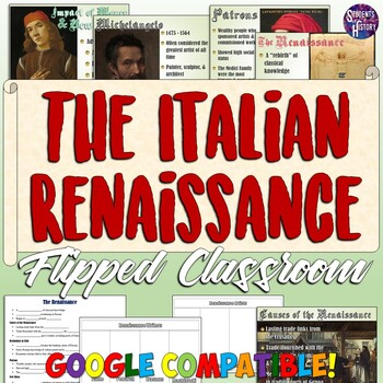 Renaissance Art, Literature, and Philosophies PowerPoint Lesson