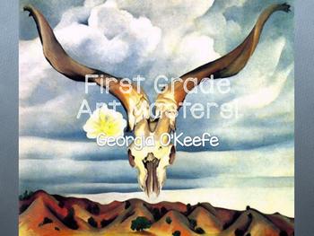 Art Masters Georgia O'Keefe