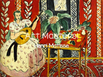 Art Masters Henri Matisse