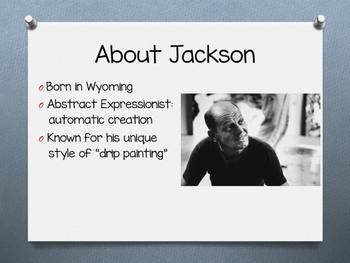 Art Masters Jackson Pollock
