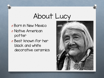 Art Masters Lucy Lewis