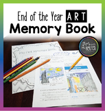 Elementary Art Memory Book