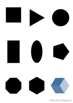 Art Memory: Geometric Shape and Form Edition