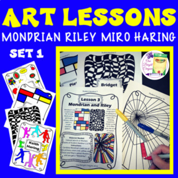 Art Mini Lessons - One Day Wonders 1  -  One Day Activity