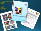 Art - Mondrian Project