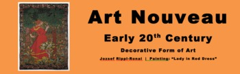 Art Movement Mini Posters (SET A) (print ea. set for your