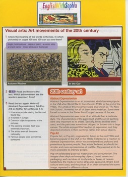 Art Movements of the 20th century