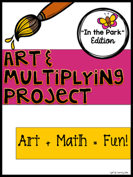 Art & Multiplication Projects: In the Park Edition