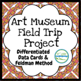 Art Museum Field Trip BINGO and Feldman Method
