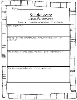 Art, Music, Dance, Drama Self-Reflection for Program Review