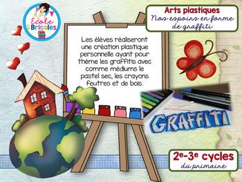 Art- Nos espoirs en forme de graffiti