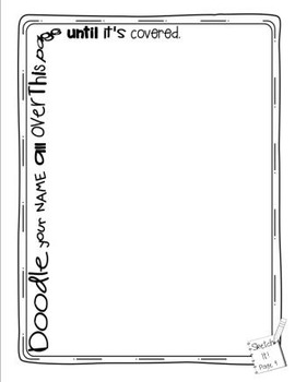 Art Notebook with Sketch pages and Power Point presentation