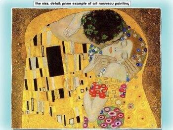 Art Nouveau Art History - Art Nouveau - Organic Shape - 184 Slides
