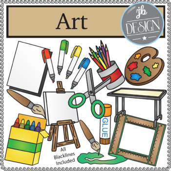 Art Pack (JB Design Clip Art for Personal or Commercial Use)