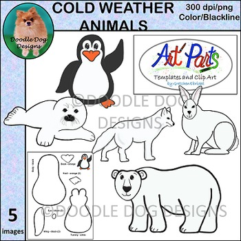 Cold Weather Animals