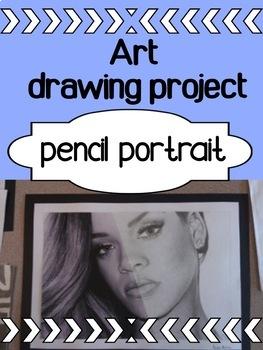 Art - Pencil Portrait