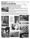 Art Photography Worksheet Ansel Adams & The Golden Ratio Rule/Fibonacci Spiral