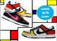 Art Piet Mondrian PowerPoint & Mondrian Lesson Art Mondrian Project Art Activity