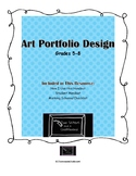 Art Portfolio Design Task