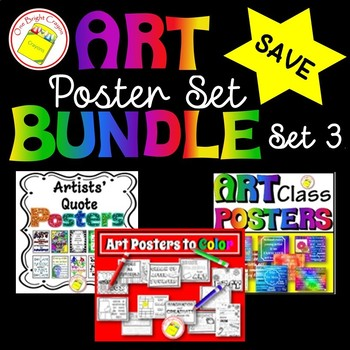 Art Poster Bundle