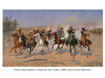 Art PowerPoint: Frederic Remington