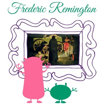 Art PowerPoint: Frederic Remington
