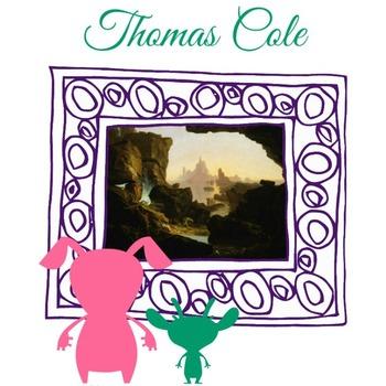Art PowerPoint: Thomas Cole