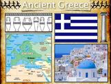 Art Presentation: Ancient Greece & Decorating a Pot