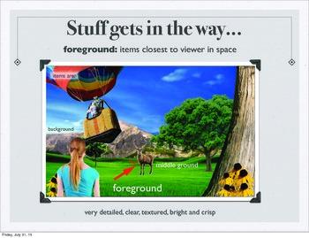 Art Presentation: Depth - Understanding Space in Art