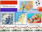 Art Presentation: Netherlands and Delft Tiles