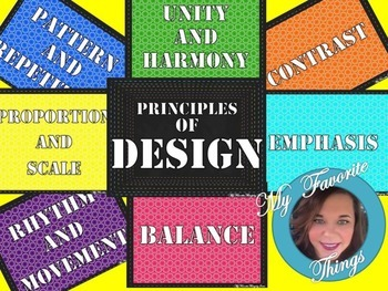 Art Principles of Design/Art