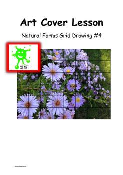 Art Printables. Grid Drawings