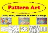 Art Project Pattern/Pop Art