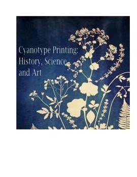 Art Project+Science: Cyanotype Prints
