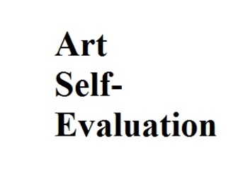 Art Project Self Evaluation