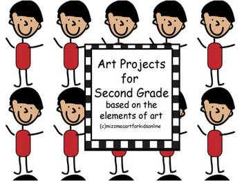Art Projects for Second Grade