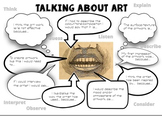 Art Questioning and Literacy Pack