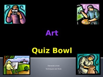 Art Quiz Game
