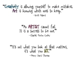 Art Quotes (3 of 3)