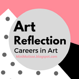 Art Reflection- Careers in Art