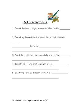 Art Reflections