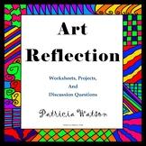 Art Reflection Worksheets